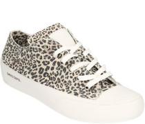 Sneaker, Veloursledereo-Print,