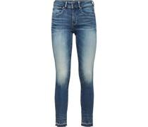 3301 Jeans, 7/8-Länge, Skinny Fit,  Mid Waist, Superstretch,