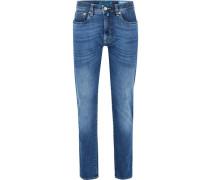 Jeans, Regular Fit, 5-Pocket,