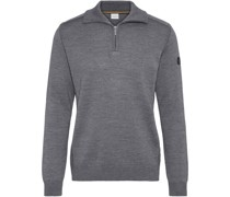 Pullover, Regular Fit, Rippdetailsogobadge,