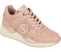 "Sneaker ""Tesha"", Kunstleder, Keilabsatz,"