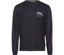 Sweatshirt, Print, Rundhals,