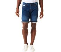 """Shorts """"Slim Scotty TZ"""", Slim Fit, 5-Pocket, Reißverschlussedium Waist,"""