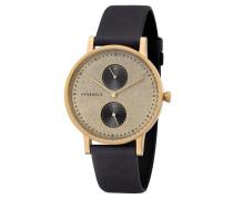 Armbanduhr Clara Golden Slate WATMCLA5889 Chronograph