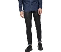 Revend Jeans, Skinny Fit, dezente Waschung,