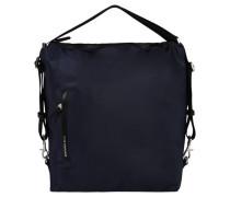 """Hobo Bag """"Hunter"""", Synthetik, Kunstleder-Details, Rucksack-Option,"""