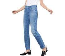 Jeans, schmale Taille,