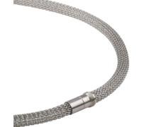 EDvita Strickkette, Edelstahlagnetverschluss ohne Wechselschließe K133.45