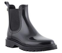 Chelsea Boots, uni, Blockabsatz,