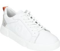 Sneaker, unifarbeneder,