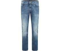 Lyon Jeans, 5-Pocket, Destroyed Look,
