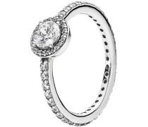 "Ring Klassische Eleganz ""190946CZ"", 925er"