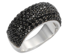 Ring 925/- Sterling Silber synth. Spinell