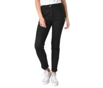 "Jeans ""Twigy"", Animal-Print, elastisch"