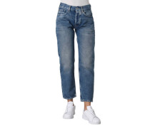 Jeans, Relaxed Fit, Waschungen