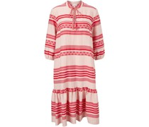 Kleid, Baumwolle, Webmuster,