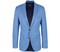Sakko, Webstruktur, Slim Fit,