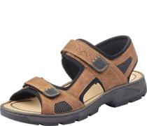 Sandalen, Klettverschluß,