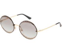"""Sonnenbrille """"0VO4118S"""", ovale Gläser,  mm, Filterkategorie 2,"""