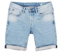 Jeans-Short, bequem, Stretch-Qualität,