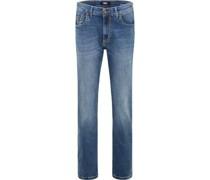"""Jeans """"Rando"""", used-Look, Steppung,"""