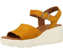 Sandalette, Plateausohle,