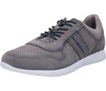 Sneaker, low, Rindsleder, uni,
