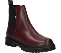 Chelsea Boots, Elastikeinsatzeder, Blockabsatz,