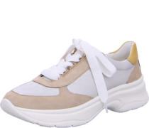 Sneakerseder, Wechselfußbett,