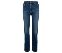 "Jeans ""501 Charleston All Day 36200-0094"", cropped, Waschungseffekte, 5-Pocket-Stil,"