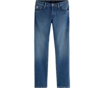 "Jeans ""Ralston"", Straight, mit recycelter Baumwolle,"