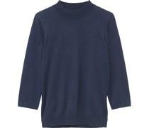 Shirt, 3/4-Arm, Rippdetails, uni,