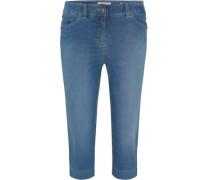 Jeansbermuda, 5-Pocket-Form,