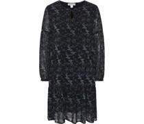 Kleid, Allover-Print,