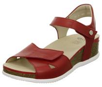 Sandaletten, Klettogo-Applikation,