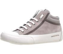 Sneaker, Schnürung, zweifarbig,