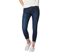 """Jeans """"Lexy"""", 7/8-Länge, Super Skinnyow Waist, Waschung,"""