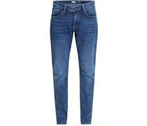 Jeans, Slim Fit, 5-Pocket,