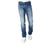 "Jeans ""Skyhawk"", Slim Fit, Straight Leg, Stretch, größenverstellbar"