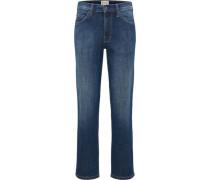Tramper Jeans, 1/1, Slim Fit, Straight Leg, 5-Pocket, Waschung,