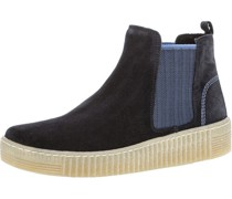 Chelsea Boots, ohne Verschluss,