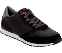 """Sneaker """"EDMOND"""", Glattleder, pflegeleicht, Schnürung,"""