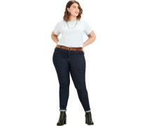 "Jeans ""Plus Shaping Super Skinny"", 1/1 Länge,"