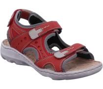 """Sandale """"Lene 02""""eder, Korksohle, Klettverschluss,"""