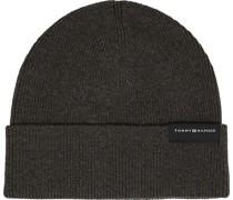Mütze, uni, Strick, Branding,