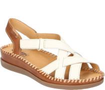 Sandaleneder, Klettverschluss,
