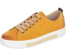 Sneaker, Schnürschuhe, Plateausohle,