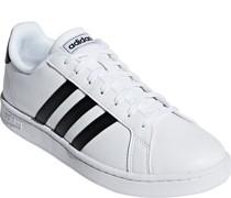 Grand Court Sneaker, Retro-Style, Wechselfußbett,