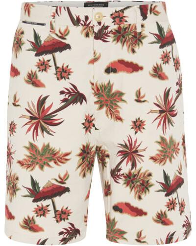 Chino-Shorts, Print,