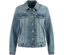 Jeansjacke, Waschung, Used,